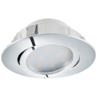 Spot ultraplat PINEDA 95848 LED-incastrabil D84 crom