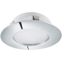 Spot ultraplat PINEDA 95868 LED-incastrabil D102 crom