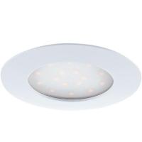 Spot ultraplat PINEDA 95887 LED-incastrabil D102 alb IP20/44