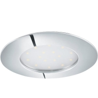 Spot ultraplat PINEDA 95888 LED-incastrabil D102 crom IP20/44