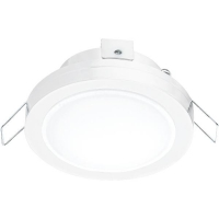 Spot ultraplat PINEDA 1 95917 LED-incastrabil D82 alb IP44