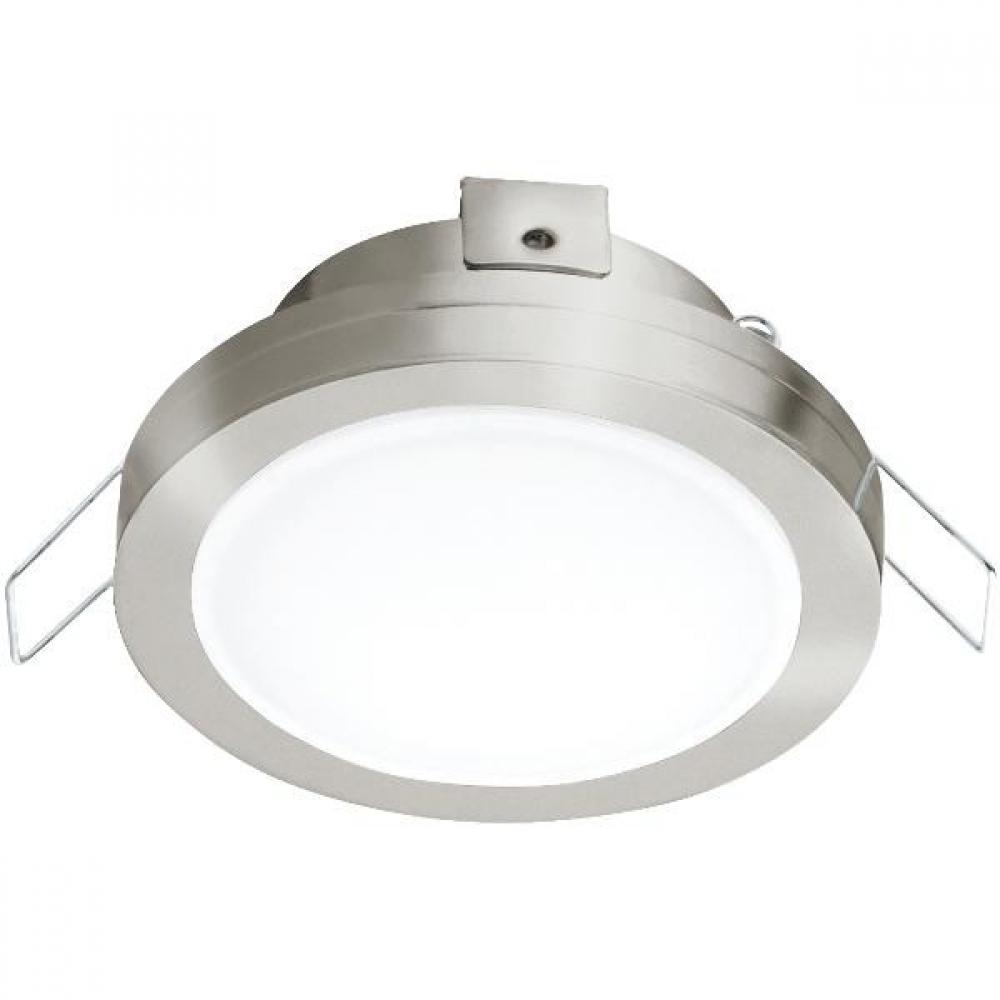 spot ultraplat pineda 1 95918 led incastrabil d82 nichel mat ip44 eco iluminat. Black Bedroom Furniture Sets. Home Design Ideas