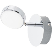 Lampa de citit SALTO 95628 LED-WL/1 crom/satin