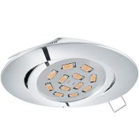 Spot TEDO 95361 incastrabil GU10-LED 5W 3000K crom
