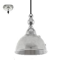 Easington 49183 Eglo, pendul argintiu, D-18cm