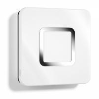 Plafoniera RS LED M1 cu senzor de miscare, Crom