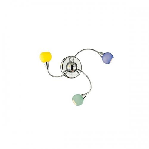 Lustra Ideal Lux, TENDER PL3 06543