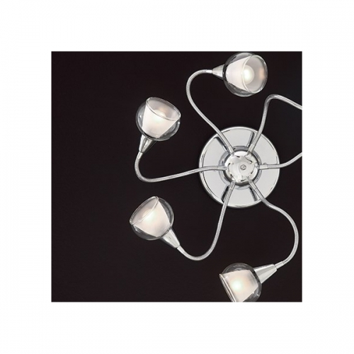 Lustra Ideal Lux, TENDER PL6 28699