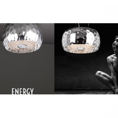 Lustra Energy 5x60W G9, crom, D-40cm, P0224-05MCHR