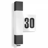 L630 LED aplica numar casa Steinel, antracit, 8W, 020378