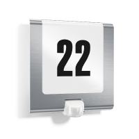 L220 LED aplica numar casa Steinel, inox, 8W, 010454