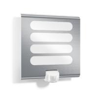 L224 LED aplica Steinel, inox, 8W, 180°, 10m, 033231