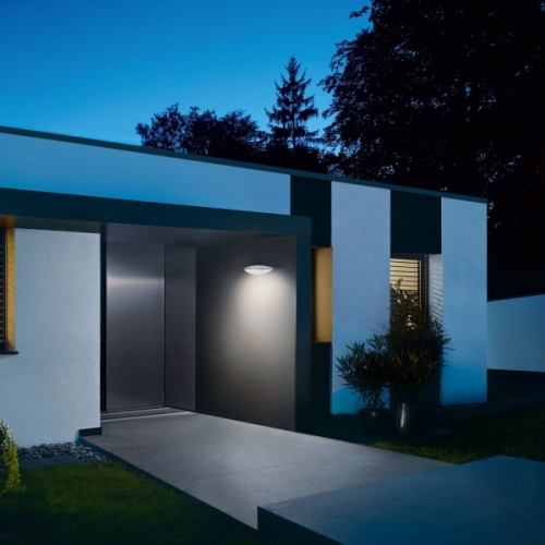 L825 LED IHF aplica Steinel, antracit, 12W, 180°, 7m, 007164