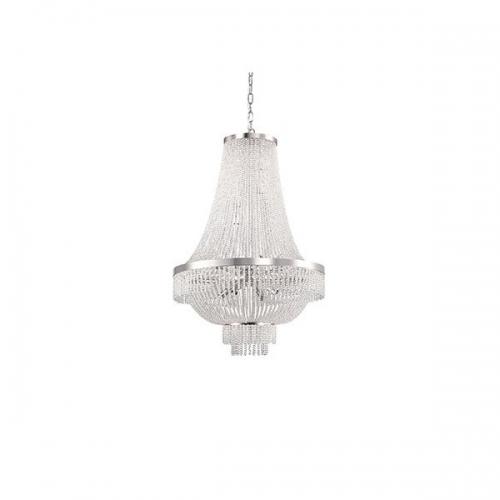 Candelabru cristal casa scarii AUGUSTUS SP12 112800