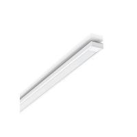 Profil aluminiu aparent banda LED A VISTA BIANCO 124131