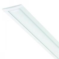 Profil aluminiu incastrat banda LED AD INCASSO BIANCO 124155