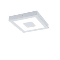 IPHIAS 96488, Plafoniera exterior LED 225X225 alb