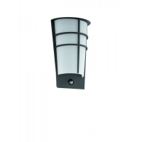 BREGANZO 1 96018, Aplica LED/2 senzor antracit