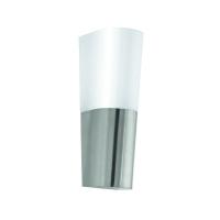 COVALE 96015, Aplica LED/1 otel inoxidabil/alb