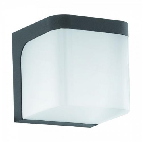 JORBA 96256, Aplica LED/1 antracit/alb