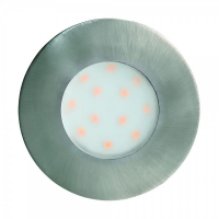 PINEDA-IP 96415, Spot incastrabil LED D-78 nichel mat