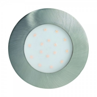 PINEDA-IP 96417, Spot incastrabil LED D-102 nichel mat
