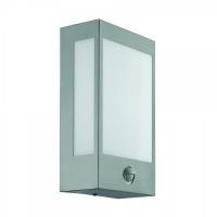 RALORA 1 95989, Aplica LED cu senzor otel inoxidabil/alb