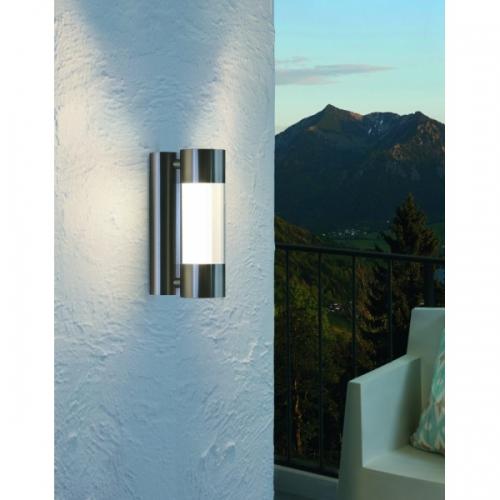 ROBLEDO 96013, Aplica LED/2 otel inoxidabil/clar