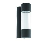 ROBLEDO 96014, Aplica LED/2 antracit/clar