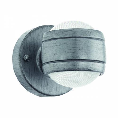 SESIMBA 96267, Aplica LED/2 argintiu-antic