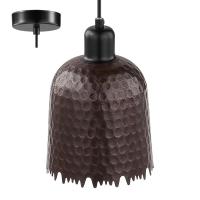 ISKAL 49751, Pendul D-150 cupru-antic/negru
