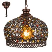 JADIDA 49764, Pendul D-330 cupru-antic/multicolor