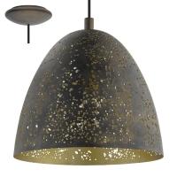 SAFI 49814, Pendul D-275 maro/auriu