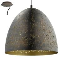 SAFI 49815, Pendul D-405 maro/auriu