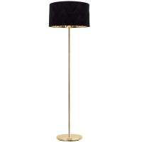 DOLORITA 39228, Lampadar/3 auriu/negru-auriu