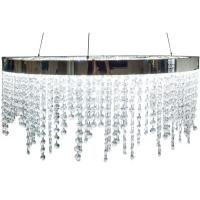 ANTELAO 39279, Suspensie LED D-610 crom/cristal