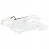 BREA 39136, Aplica/Plafoniera LED/4 alb
