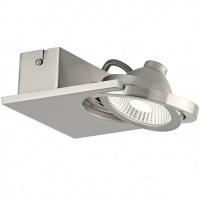 BREA 39247, Aplica/Plafoniera LED/1 nichel mat