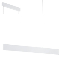 CLIMENE 39263, Suspensie LED L-950 alb