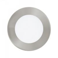 FUEVA 1 96407, Spot incastrabil LED D-170 nichel mat