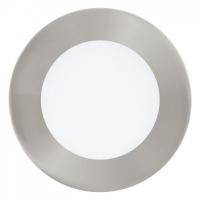 FUEVA 1 96408, Spot incastrabil LED D-225 nichel mat