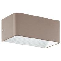 SANIA 3 96302, Aplica LED L-200 nichel mat