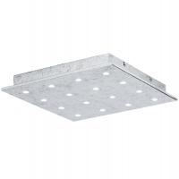 VEZENO 1 39073, Aplica/Plafoniera LED/16 argintiu