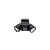 Spoturi orientabile XENO AP2 Nero 129501, pt perete+tavan, cilindrice