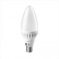 Bec LED C37 5W E14 400 lm 3000K, lumina calda
