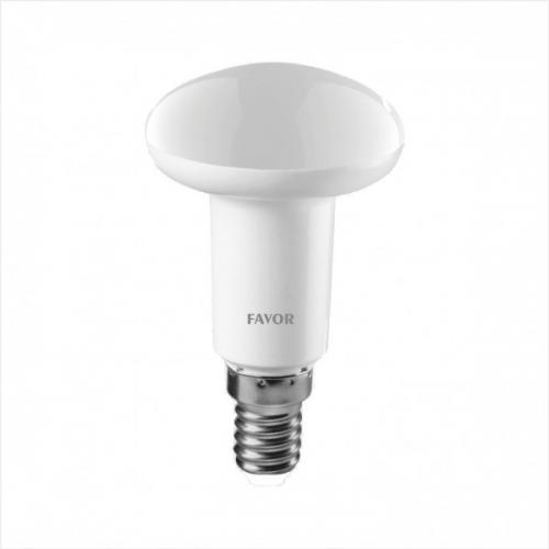Bec LED R50 5W E14 380 lm 3000K, alb cald