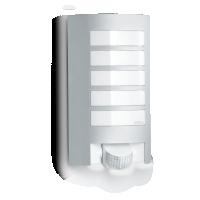 Aplica cu senzor L12S, 180°, aluminiu E27, IP44, 657918