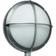Aplica cu senzor 670412 argintie 360° gratar protectie