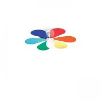 Plafoniera FLOWER PL1 D50 141336