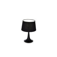 Veioza LONDON TL1 SMALL negru 110554, H-36.5cm